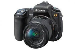 Comparando câmeras digitais online