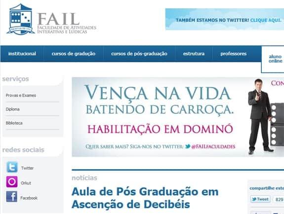 Tire o seu diploma online agora! 1