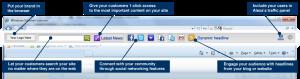 Crie sua barra de ferramentas personalizada