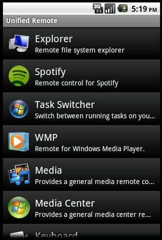 Controle seu computador à distância com seu Android 1