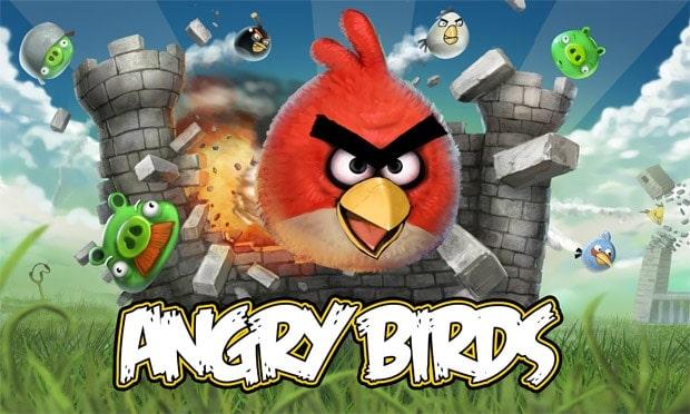 Jogue Angry Birds no seu navegador 1