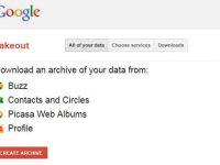 Faça um backup de todos os seus produtos do Google 5