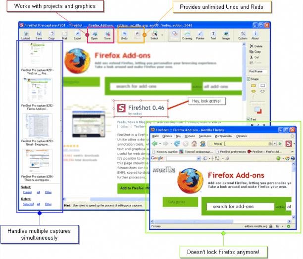 Ferramentas para tirar screenshots (captura de tela) com seu navegador 2