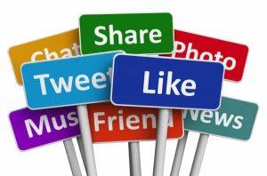Saiba suas estatísticas de compartilhamento social