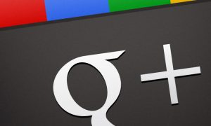 Adicione um widget do Google Plus ao seu site