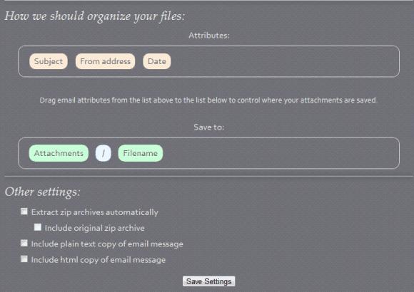 Envie arquivos para o seu dropbox por email 4