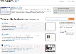 Ache sites relacionados com o seu