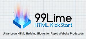 HTML Kickstart - Meu framework perfeito