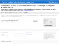 Como conseguir uma conta gratuita no Google Apps 3