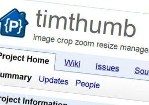 URL's amigáveis no TimThumb para melhor SEO