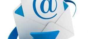 Email descartável com o 1Usemail