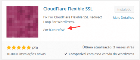 Usando o SSL do Cloudflare no seu WordPress em 5 minutos 3