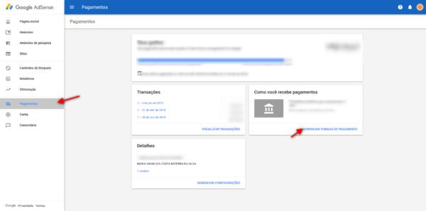Recebendo pagamento do Adsense pelo Remessa Online 8