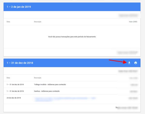 Recebendo pagamento do Adsense pelo Remessa Online 13